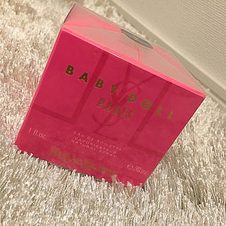 ベビードール(BABYDOLL)の新品!BABY DOLL 30ml YVESSAINTLAURENT(香水(女性用))
