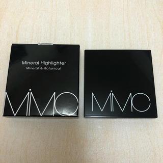 エムアイエムシー(MiMC)のMIMC ミネラル ハイライター 02 ピンク ハイライト(フェイスカラー)