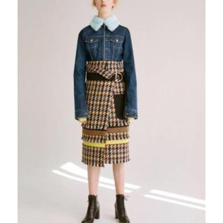 トーガ(TOGA)のアカネ ウツノミヤ  ラップスカート(ひざ丈スカート)