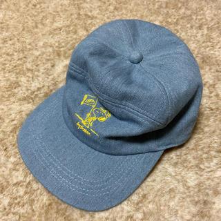 スヌーピー(SNOOPY)のスヌーピー 帽子 キャップ(キャップ)