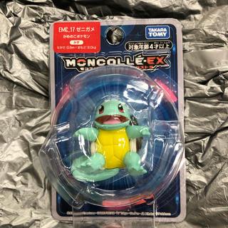 ポケモン(ポケモン)のポケットモンスター モンスターコレクション EX EMC_17 ゼニガメ(ゲームキャラクター)