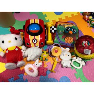 トイザラス(トイザらス)の赤ちゃんおもちゃ おもちゃ 出産準備 ベビー 赤ちゃん トイザらス ファミリア(がらがら/ラトル)