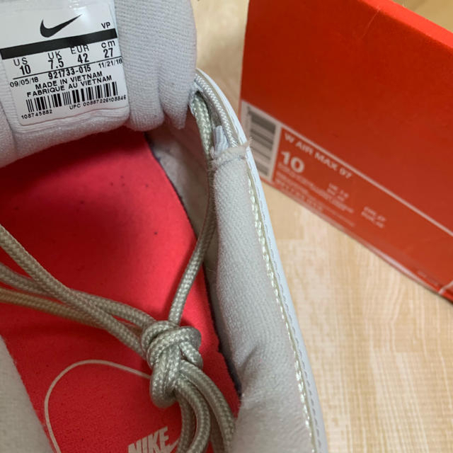 NIKE(ナイキ)の☆ NIKE W AIR MAX 97 27センチ レディースの靴/シューズ(スニーカー)の商品写真