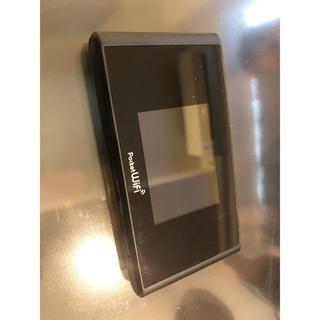 ソフトバンク(Softbank)のポケットWi-Fi  303ZT(その他)