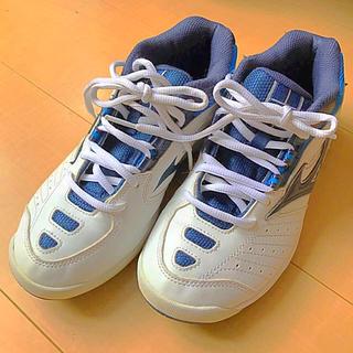 ミズノ(MIZUNO)のミズノ  テニスシューズ WAVE SENSATION 23.0(シューズ)