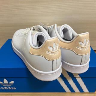 アディダス(adidas)の新品!adidas スタンスミス  ゴールド 24.5(スニーカー)