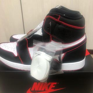 ナイキ(NIKE)の Air Jordan1 blood Line 27.5cm(スニーカー)