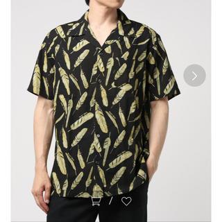 ショット(schott)の新品 ショット アロハシャツ ハワイアンシャツ フェザー XL(シャツ)