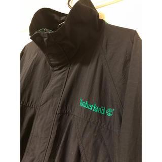 ティンバーランド(Timberland)のティンバーランド Timberland ナイロンジャケット ブルゾン 刺繍ロゴ(ナイロンジャケット)