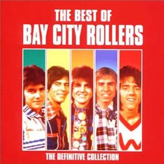 【美品】THE BEST OF BAY CITY ROLLERS CD(ポップス/ロック(洋楽))