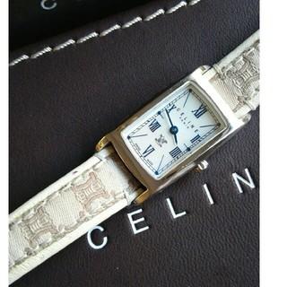 セリーヌ(celine)のセリーヌ腕時計 レディースクォーツ(腕時計)