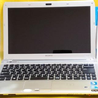SONY VAIO Sシリーズ  VPCS129FJ/S シルバー  (ノートPC)