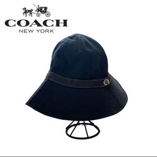 COACH - coach コーチ ターンロック バケットハット 帽子 レディース