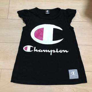 チャンピオン(Champion)のチャンピオン  120 トップス(Tシャツ/カットソー)