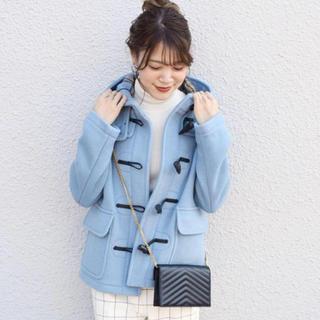SHIPS - 冬セール 大幅値下げ 新品【SHIPS】ショートダッフルコート