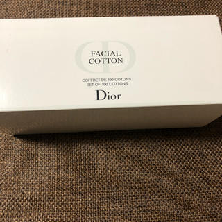 ディオール(Dior)のDior フェイシャルコットン 100枚入り(その他)