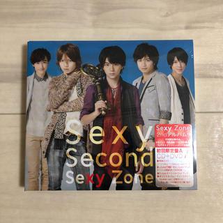 セクシー ゾーン(Sexy Zone)の〈新品〉Sexy Second(初回限定盤A)(アイドル)