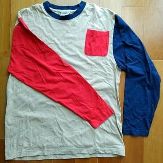 ヘインズ(Hanes)のヘインズ Tシャツ(Tシャツ/カットソー(七分/長袖))