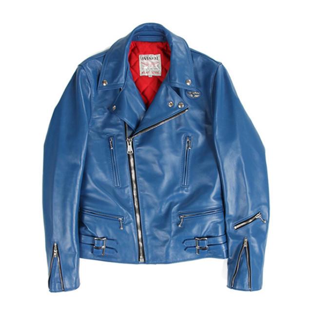 Lewis Leathers(ルイスレザー)のルイスレザー ライトニングタイトフィット極美品 メンズのジャケット/アウター(ライダースジャケット)の商品写真
