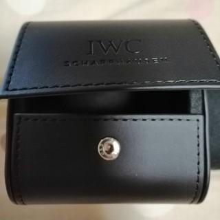 インターナショナルウォッチカンパニー(IWC)のiwcの携帯ケース 新品同様(その他)