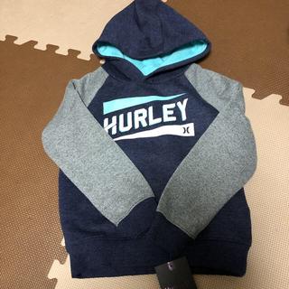 ハーレー(Hurley)のHURLEYパーカー/サイズ100/新品未使用(ジャケット/上着)