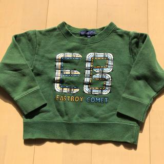 イーストボーイ(EASTBOY)のEAST BOY トレーナー(Tシャツ/カットソー)