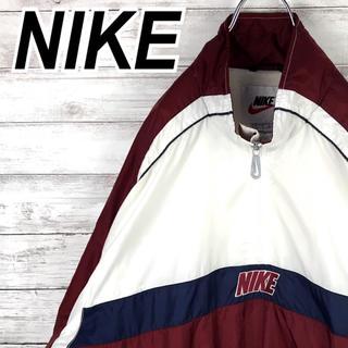 ナイキ(NIKE)のナイキ 90s ナイロン ブルゾン アノラック ハーフジップ オーバーサイズ(ナイロンジャケット)