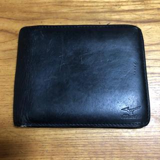 ミズノ(MIZUNO)の二つ折り財布(折り財布)