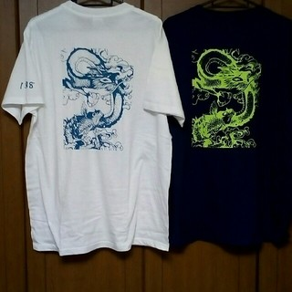 GU - 【年末特売】送料込み 2枚セット Tシャツ
