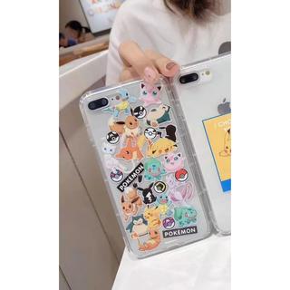 ポケモン(ポケモン)のiPhoneケース ポケモン(iPhoneケース)