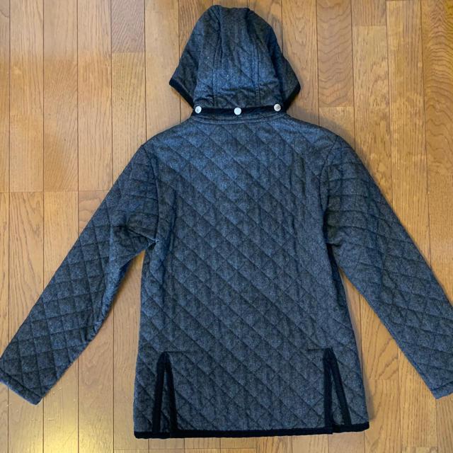 JOURNAL STANDARD(ジャーナルスタンダード)のジャーナルスタンダード キルティング アウター グレー S メンズのジャケット/アウター(ブルゾン)の商品写真