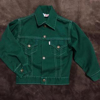 Levi's - Vintage Levi's デニムジャケット キッズ リーバイス Gジャン