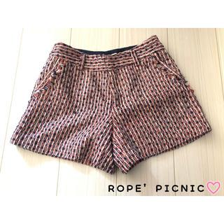 ロペピクニック(Rope' Picnic)のROPE' PICNIC ショートパンツ(ショートパンツ)