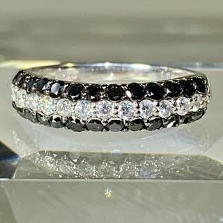 エタニティリング ダイヤモンド 1カラット パヴェリング ダイヤモンドリング(リング(指輪))