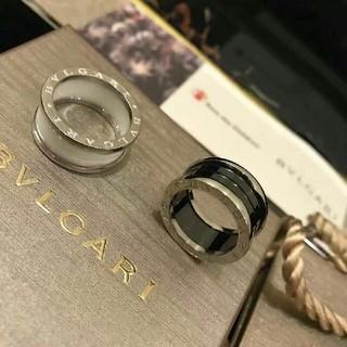 ブルガリ(BVLGARI)のブルガリ ユニセックス リング 指輪 2点  (リング(指輪))