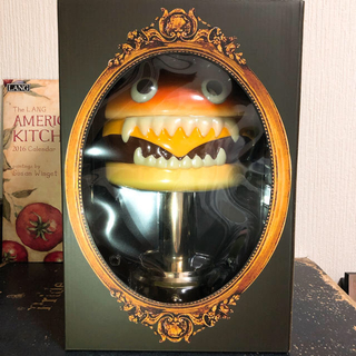 【新品/値下げ】UNDERCOVER HAMBURGER LAMP(テーブルスタンド)