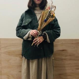 SM2 - 中綿コーデュロイジャケット