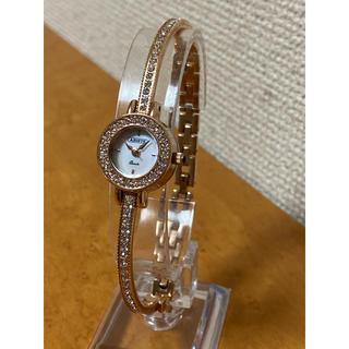 アビステ(ABISTE)の【美品・ジュエリー】ABISTE アビステ バングル ブレスレット 時計(腕時計)