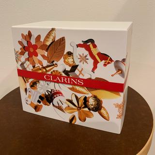 クラランス(CLARINS)のクラランス 2019 アドベントカレンダー 箱のみ(コフレ/メイクアップセット)