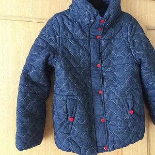 ビームス(BEAMS)の新品 ハート キルティング 中綿ジャケット ジャケット(ジャケット/上着)