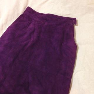 マザー(mother)のvintage skirt(ひざ丈スカート)