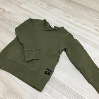 フタフタ(futafuta)のお買い得 futafuta スウェット おまけ付き(Tシャツ/カットソー)