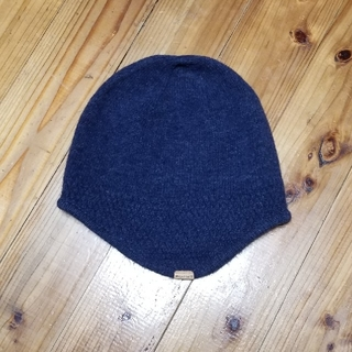 モンベル(mont bell)のモンベル ウール100% ニット帽 FREEサイズ(ニット帽/ビーニー)
