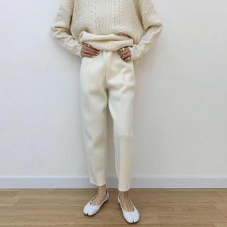 NUGU fluffy cushion pants(カジュアルパンツ)
