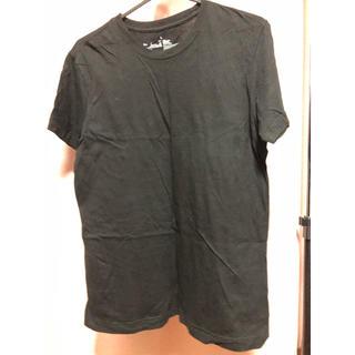 半袖Tシャツ 黒 ブラック(Tシャツ(半袖/袖なし))