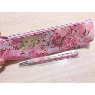 タカラジマシャ(宝島社)のボールペン&ペンケース(ペンケース/筆箱)