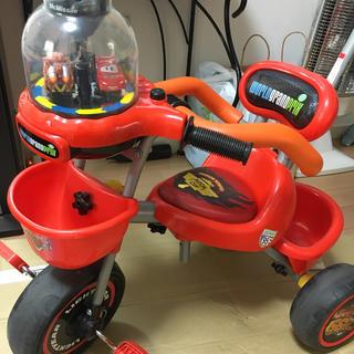 ディズニー(Disney)のカーズ  三輪車(三輪車)