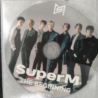 シャイニー(SHINee)のSUPERM  ドキュメンタリー DVD(K-POP/アジア)