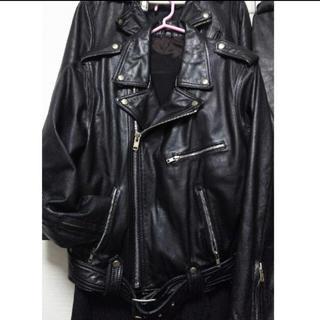 マルタンマルジェラ(Maison Martin Margiela)のharley davidson inspiration LeatherRider(ライダースジャケット)