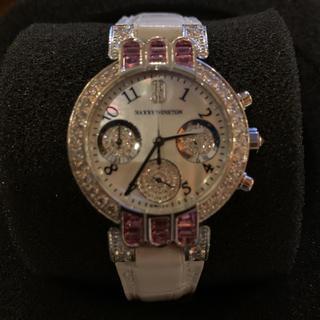ハリーウィンストン(HARRY WINSTON)のハリー ウィンストン 腕時計(腕時計)